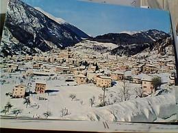 CASTELLO TESINO CON NEVE N1975 GY6316 - Trento