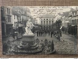 LORIENT La Bove, Le Théâtre Et L'an Statue De Victor Massé - Lorient