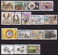 16x - Burkina Faso (1984-...)