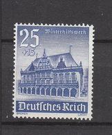 Deutschland Deutsches Reich ** 758 Winterhilfswerk  Katalog 8,50 - Deutschland