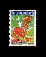 Space. Guinea 1969. Mi.526 Double Overprint. MNH** - Space