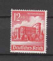 Deutschland Deutsches Reich ** 756 Winterhilfswerk  Katalog 1,50 - Deutschland