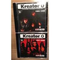 Kreator: MP3 Collection 14 Albums, 1985-2000, 2CDs (Delta-M Rec) Rus Pressing - Hard Rock & Metal