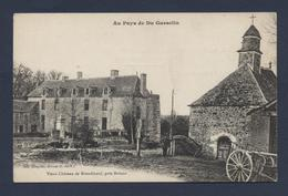 Vieux Château De Brondineuf Près Broons - France