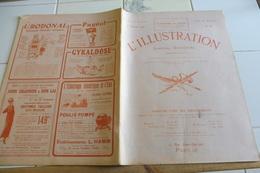 L'ILLUSTRATION 15 FEVRIER 1919-BOMBARDEMENT DE BRIEY-AVIONS-PARC DE SAINT CYR-EXPO OEUVRES DU LOUVRE DURANT LA GUERRE - Newspapers
