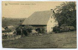 CPA - Carte Postale - Belgique - Francorchamps - Maison Ardennaise à Neuville (SV6605) - Stavelot