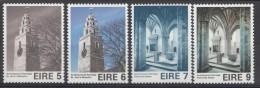 Irlande 1975  Mi.nr.:327-330 Europäisches Denkmalschutzjahr  Neuf Sans Charniere /MNH / Postfris - 1949-... République D'Irlande