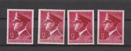 Deutschland Deutsches Reich ** 813 Y Geburtstag Katalog 60,00 - Deutschland