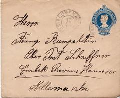 Postal History Cover: Brazil Postal Stationery Cover - Brazil