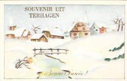 TERHAGEN - SOUVENIR UIT - Belgique
