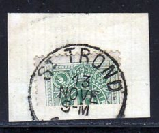 Belgique Taxe 1870 Yvert 1 (o) B Oblitere(s) - Taxes