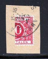 Belgique Taxe 1916 Yvert 13 (o) B Oblitere(s) - Taxes