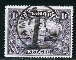 Belgique Taxe 1919 Yvert 25 (o) B Oblitere(s) - Taxes