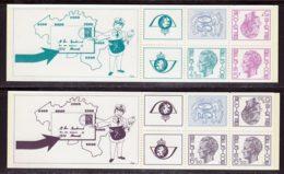Belgique Carnet 1975 Yvert 1769 - 1771 ** TB - Carnets 1953-....