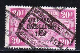 Belgique Journaux 1928 Yvert 18 (o) B Oblitere(s) - Journaux