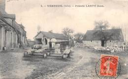 36 - Indre / 10059 - Verneuil - Poterie Lanty Jean - France