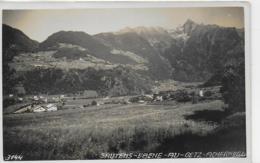 AK 0098  Sautens-Ebene-Au-Oetz-Acherkogel / Verlag Much Heiss Um 1930-40 - Imst
