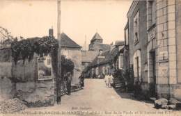 37 - Indre Et Loire / 10047 - La Chapelle Blanche Saint Martin - Rue De La Poste - Sonstige Gemeinden