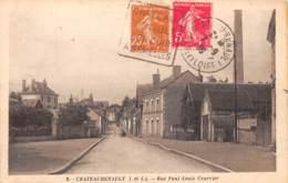 37 - Indre Et Loire / 10110 - Chateaurenault - Rue Paul Louis Courrier - France