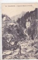 Haute-Savoie - Vallorcine - Cascade De Bérard Et Le Torrent - France