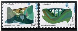 Azerbaijan.EUROPA 2018. 2v. Used Stamps - Azerbaïdjan
