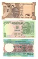 Sudan (North) Lot 3 UNC/AUNC Banknotes - Inde