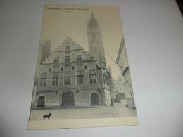Dendermonde:termonde La Halle Aux Draps - Dendermonde