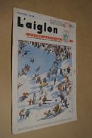 Ancienne Revue Pour Le Chocolat L'Aiglon,Janvier 1949,bel état De Collection - Aiglon