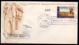 COLOMBIA- KOLUMBIEN - 1964.FDC/SPD. CARTAGENA CITY. - Colombia