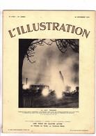 L'illustration Du 30/12/1933 La Nuit Tragique Du 24 Décembre La Catastrophe De Lagny Déraillement Du Paris Strasbourg - Books, Magazines, Comics