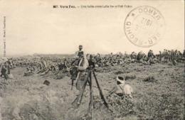 MAROC  FEZ  Une Halte Entre Lalla Ito Et Sidi Faber ( Cachet Ber Rechid 1912 Au Recto )  ......... - Fez