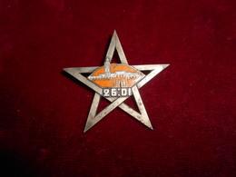 INSIGNE 26 DI FAB DP - Armée De Terre