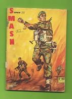 Super Smash N° 20 - Société D'éditions Générales - Dépôt Légal : Novembre 1964 - BE - Books, Magazines, Comics