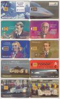 France. 20 Télécartes 1993 - France