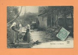 CPA -   Pont Aven  - La Meunière - Pont Aven