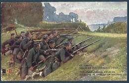LVC - En Guerre - Belges En Embuscade Sur L'Yser - Guerre 1914-18