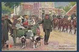 LVC - En Guerre - L'Exode - Guerre 1914-18
