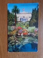 Suisse - Switzerland / Locarno, Grand Hotel Palace --> Written - TI Tessin