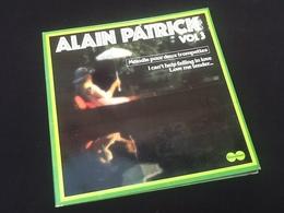 Vinyle 33 Tours  Alain Patrick  Mélodie Pour Deux Trompettes  Vol 3 (1977) - Vinyles