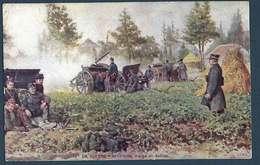 LVC - En Guerre - Artillerie Belge En Action - Guerre 1914-18