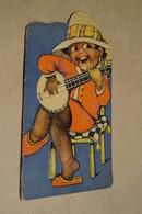 Ancien Livre Pour Enfant,époque Coloniale,Congo Belge,le Banjo De Sambo,mais Oui Je Suis Un Nègre,25 Cm. Sur 15 Cm. - Collections