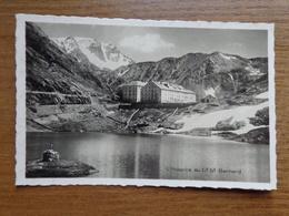 Suisse - Switzerland / L'Hospice Du St Bernard --> Unwritten - Non Classés