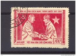 02504  -   Vietnam Du Nord  :  Yv   129  (o) - Viêt-Nam