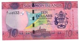 Solomon Islands 10 Dollars 2017 UNC - Solomon Islands