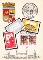 Algérie YT 1230A / CM Foire Int Oran 23/11/61 - Algérie (1924-1962)