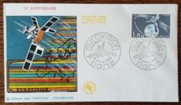FDC 1980 - YT N°2073 - EUROVISION - PARIS - 1980-1989
