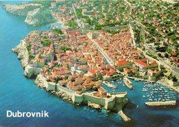 Croatie Dubrovnik Belle Vue Aérienne De La Ville - Croatie