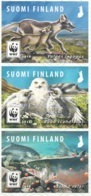 Finland 2018 WWF Animaux Sauvages Neuf ** - Finlande