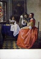 Jan Van Der Meer Ou Vermeer De Delft - Le Cavalier - Formato Grande Non Viaggiata – E 9 - Museos
