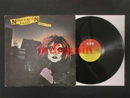 33T NINA HAGEN BAND Unebehagen 1979 UK LP - Rock